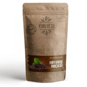 Kuru Yesil - Organic Raw Cacao Nibs, 5.29oz - 100g