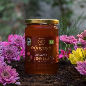 Organic Cedir Honey