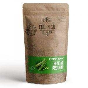 Kuru Yesil - Organic Pea Protein