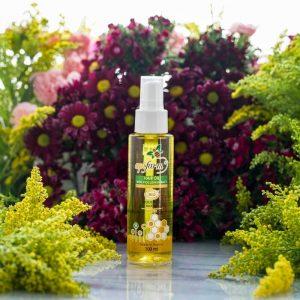 Apifarm Hair Oil with Organic Pollen Extract