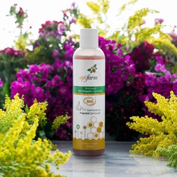 Apifarm Organic Propolis Shampoo