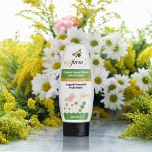 Apifarm Organic Rash Cream with Propolis