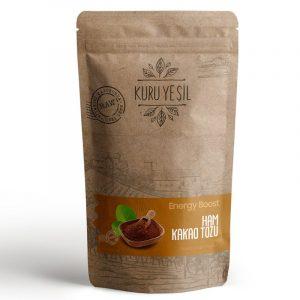 Kuru Yesil - Organic Raw Cacao, 5.29oz - 100g