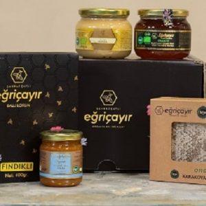 Turkish Delight Honey Pack
