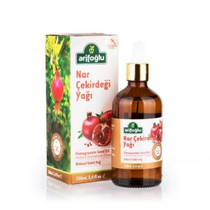 Pomegranate Seed Oil, 3.4fl oz -100ml