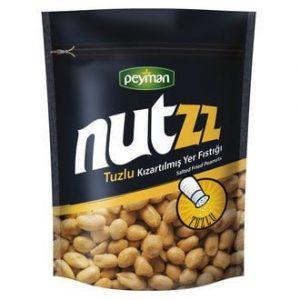 Salted Fried Peanuts, 5.11oz - 145g