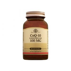 Solgar Coenzyme Q-10 100 Mg 60 Capsules