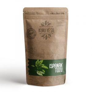 Kuru Yesil - Organic Spinach Powder, 3.52oz - 100g