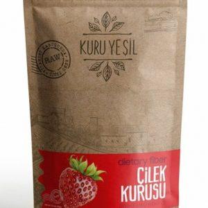 Kuru Yesil - Dried Organic Strawberry, 1.76oz - 50g