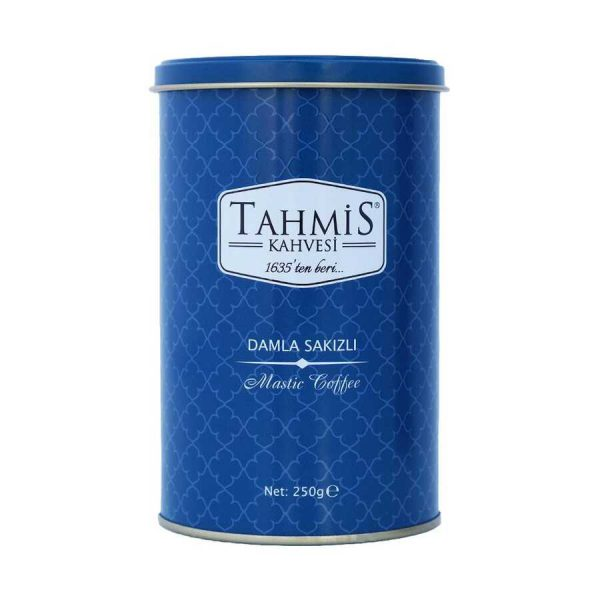 Tahmis - Turkish Coffee with Mastic