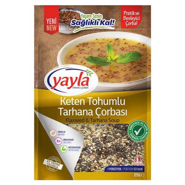 Tarhana Soup with Flax Seeds, 4.23oz - 120g
