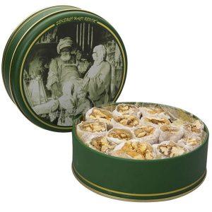 Turkish Delight with Walnut, 15.87oz - 450g