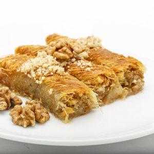 Wrap Kadayif with Walnut