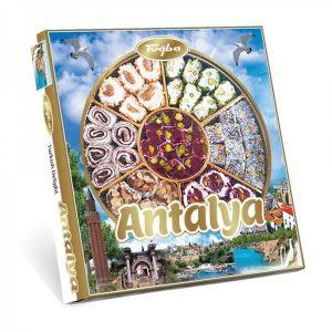 Antalya Turkish Delight, 15.16oz - 430g