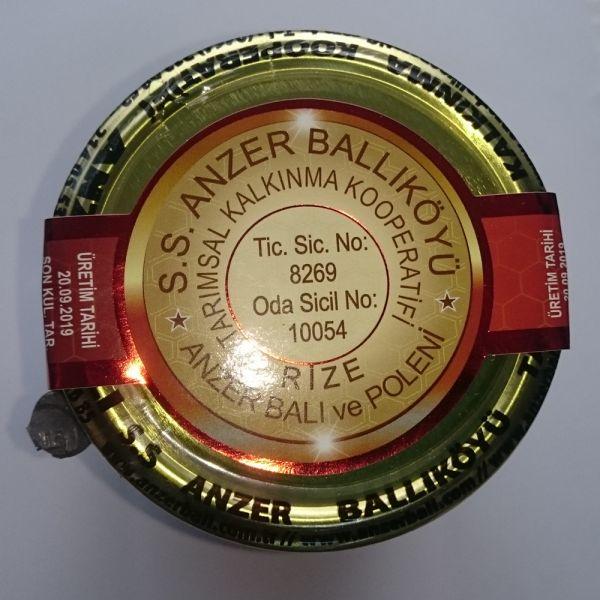 Original Turkish Anzer Honey