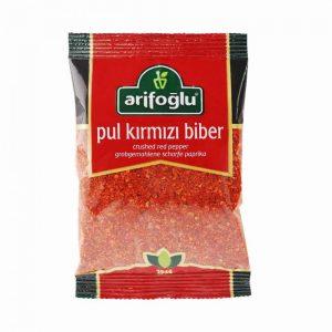 Arifoglu - Turkish Red Hot Pepper Spice (Crushed)