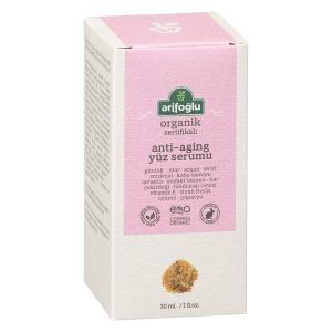Organic Anti-Aging Face Serum