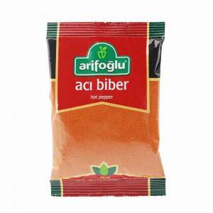 Arifoglu - Turkish Red Hot Pepper Spice (Ground)