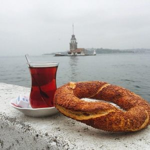 Simit, Turkish Bagel