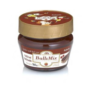 Balparmak HoneyMix with Cocoa, 6.34oz - 180g