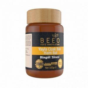 Beeo - Bingöl Region (Raw Honey), 17.6oz - 500g