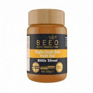 Beeo - Bitlis Region (Raw Honey), 17.6oz - 500g