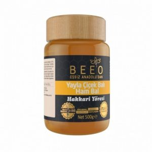 Beeo - Hakkari Region (Raw Honey), 17.6oz - 500g