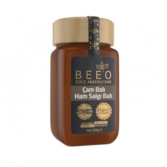Beeo - Pine Honey (Raw Honey), 10.58oz - 300g