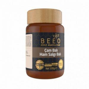 Beeo - Pine Honey (Raw Honey), 17.6oz - 500g