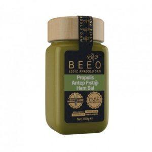 Beeo - Pistachio + Raw Honey + Propolis, 6.34oz - 180g