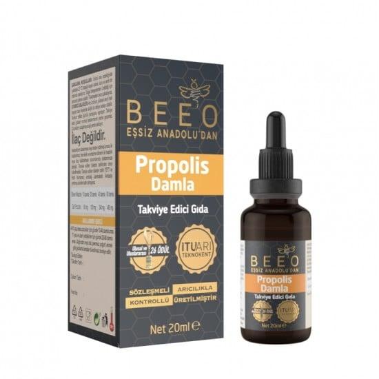 Beeo - Propolis Drops, 6.67oz - 20ml
