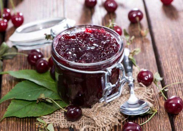 Cherry Jam, 15.87oz - 450g
