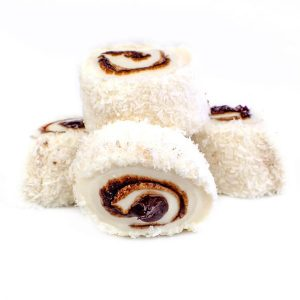 Chocolate Wrapped Turkish Delight, 8.81oz - 250g