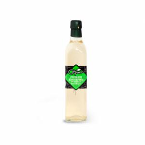CityFarm Organic Apple Vinegar in Glass Bottle, 16.90oz - 500ml
