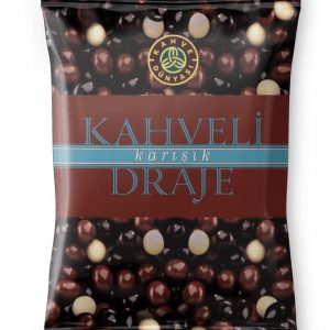 Coffee Dragee Covered with Mix Chocolate, 8.1oz - 230g