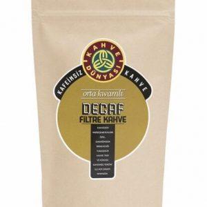 Decaf Coffee, 8.81oz - 250g