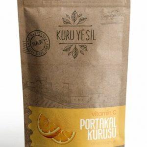 Kuru Yesil - Dried Orange, 1.76oz - 50g