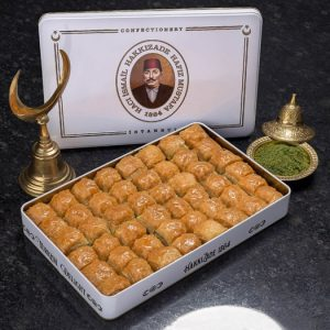 Dry Baklava with Pistachio (XL Box)