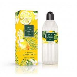 Eyüp Sabri Tuncer - Classic Lemon Cologne Pet Bottle 400ml - 13.52oz