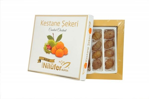 Nilufer - Gold Chestnut Candy