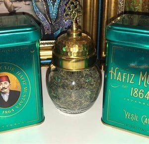 Green Tea, 2.64oz - 75g
