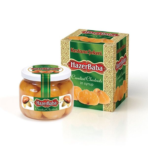Hazer Baba - Candied Chestnuts