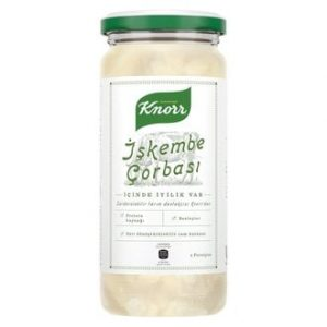 Tripe Soup in Glass Jar, 16.23oz - 480ml