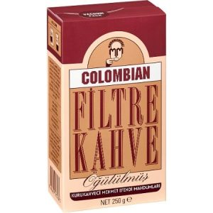 Colombian Filter Coffee by Mehmet Efendi, 8.81oz - 250g