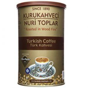 Kurukahveci Nuri Toplar Traditional Turkish Coffee