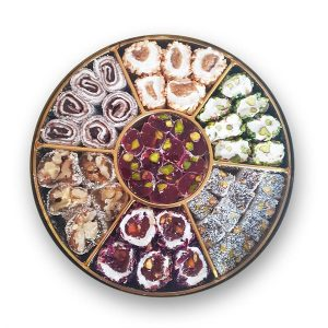 Kusadasi Turkish Delight, 15.16oz - 430g