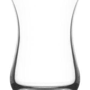 Ajda Style Turkish Tea Glass Set (6 Pcs)