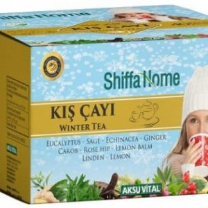Mixed Herbal Winter Tea, 40 bags, 2.11oz - 60g