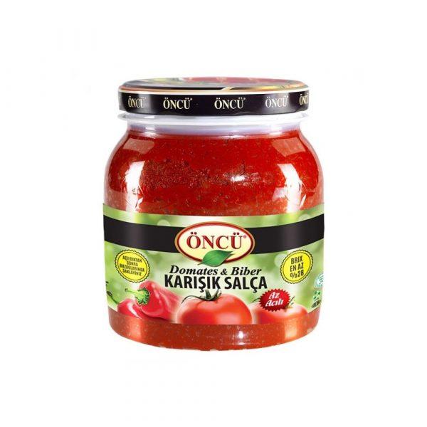 Mixed Tomato & Pepper Paste, 56.43oz - 1600g