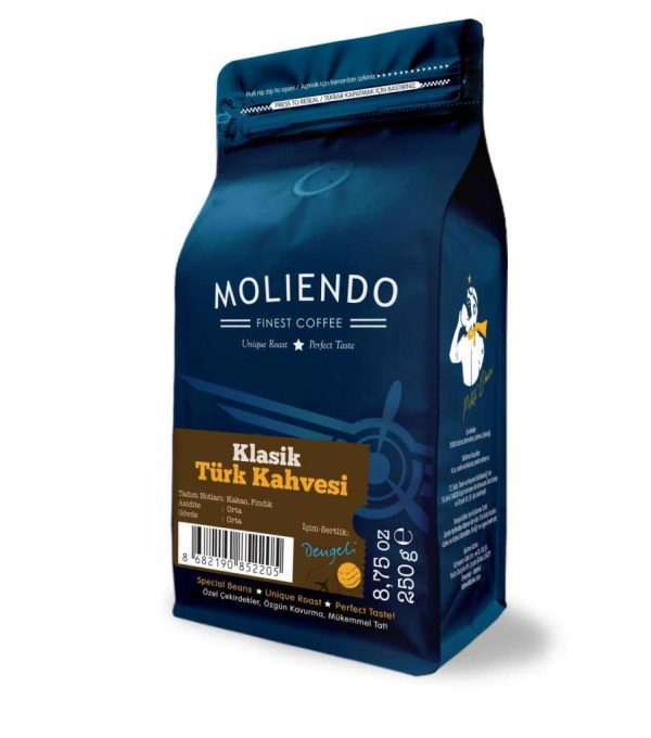 Turkish Coffee by Moliendo
